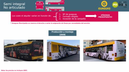 Bus Semi Integral No articulado