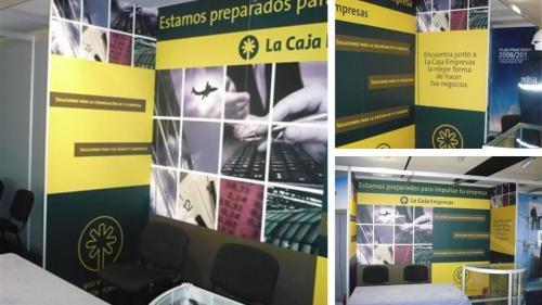 Stand Feria- La Caja de Canarias
