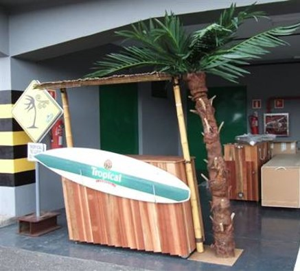 Stand Promocional-Tropical